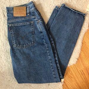 Vintage Levi's 550 Denim Jeans